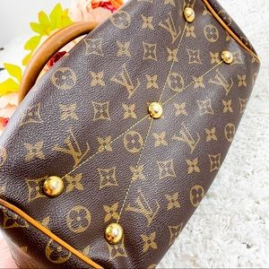 Louis Vuitton Bags - Authentic LOUIS VUITTON Tivoli Monogram Canvas Bag